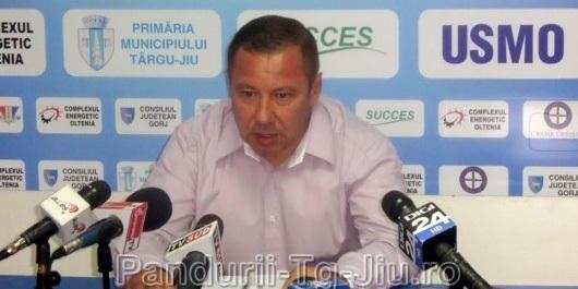 """Mihai Prunariu: """"Au fost făcute transferuri foarte bune, dacă va veni şi Nistor avem şapte achiziţii!"""""""