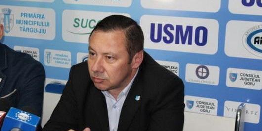 Pandurii Târgu Jiu va avea obiectiv în noul sezon o clasare pe locurile 1-6