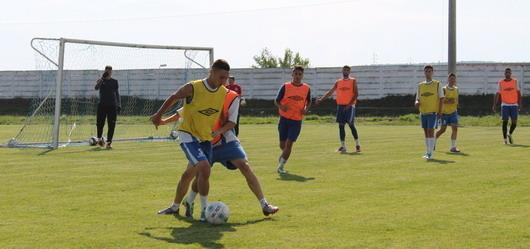 Pandurii II Târgu Jiu se va duela miercuri cu Flacăra Horezu în Cupa României