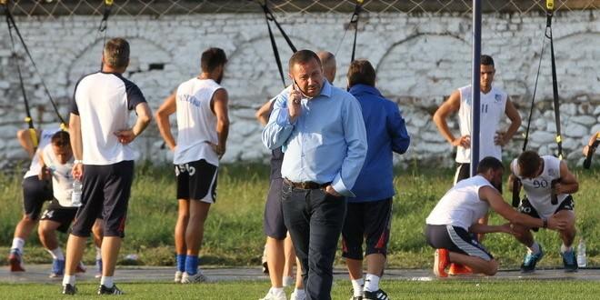 "Mihai Prunariu  : ""Am încredere că vom câştiga cu U Cluj !"""