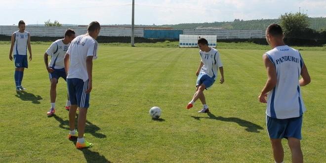 PANDURII 2 / Pandurii 2 va juca în această seară un meci amical contra formaţiei FC Academica Piteşti