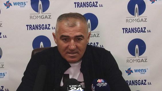 VIDEO / CONFERINŢĂ DE PRESĂ PETRE GRIGORAŞ GAZ METAN MEDIAŞ – PANDURII TÂRGU-JIU 2908