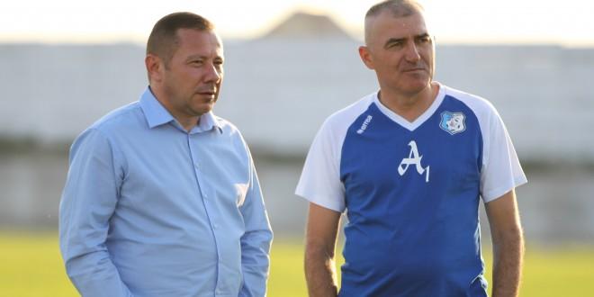 """Mihai Prunariu: """"Am în continuare încredere în echipă, o consider valoroasă"""""""