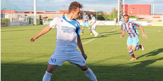 Pandurii Târgu Jiu l-a împrumutat pe Alexandru Ciucur pentru un sezon la CSMS Iaşi