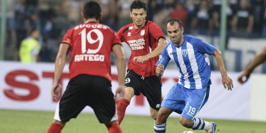 Egal în derby-ul Olteniei, CS U Craiova – Pandurii Târgu Jiu 1-1