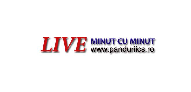 COMENTARIU LIVE TEXT / Gaz Metan Mediaş – Pandurii Târgu Jiu
