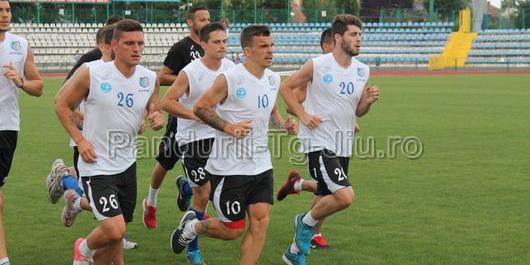 Dan Nistor poate evolua pentru Pandurii Târgu Jiu în meciul de la Craiova