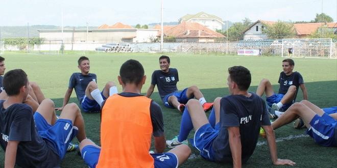 Lotul de 18 jucători de la Pandurii 2 care înfruntă FC Caransebeş în Cupa României de la ora 17:30