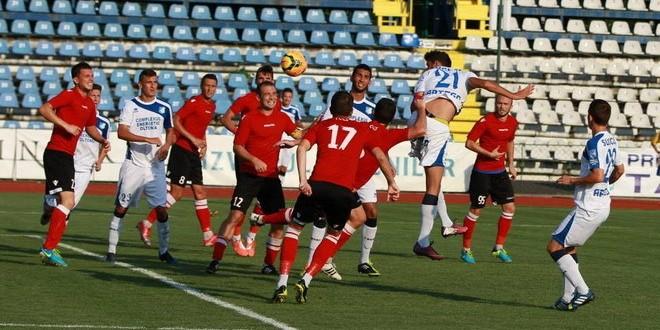Pandurii II Târgu Jiu debutează azi în noul sezon de Liga a III-a