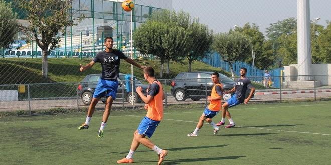 FOTO / Gata cantonamentul, tinerii panduri sunt gata de duelul din Cupa României cu FC Caransebeş !