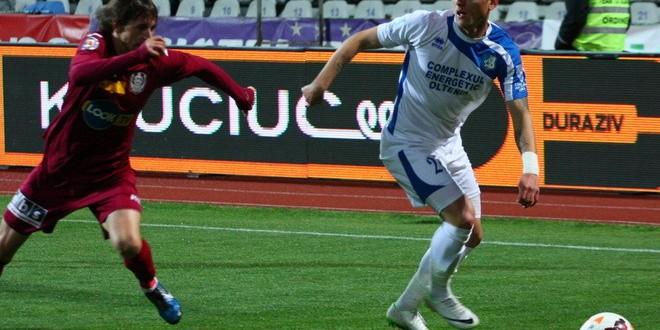 Pandurii Târgu Jiu, gata de meciul cu CFR Cluj !