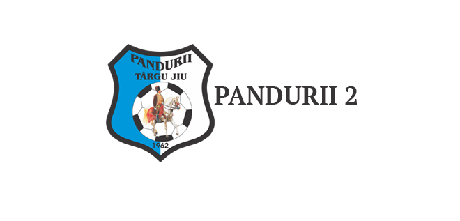 Rezultatele şi programul echipei a doua a clubului Pandurii Târgu Jiu