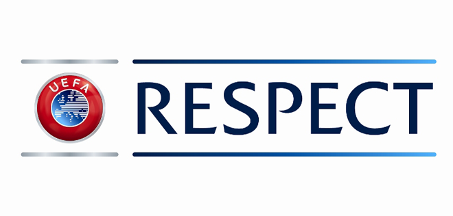 RESPECT – Campanie a UEFA anti rasism