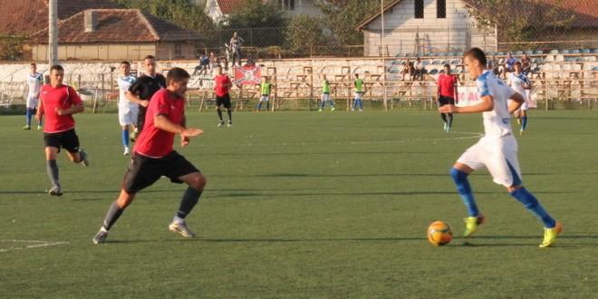 Pandurii II Târgu Jiu joacă sâmbătă de la ora 17:00 la Turceni