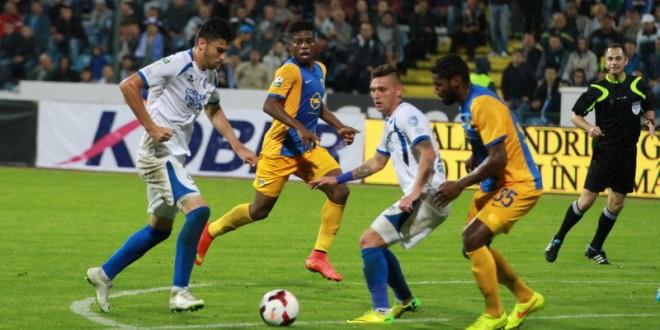 Pandurii Târgu Jiu va juca în Cupa României contra celor de la CS Şoimii Pâncota