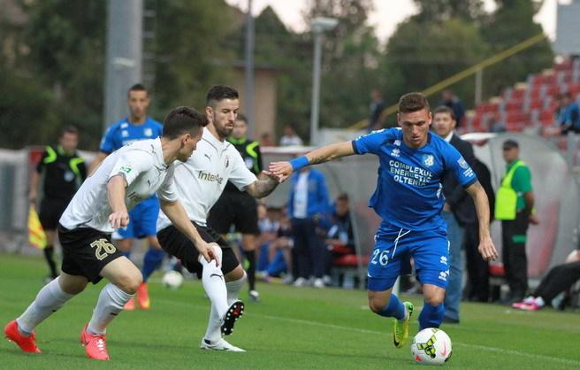 Astra Giurgiu – Pandurii Târgu Jiu, scor 2-1, în etapa a VIII-a a Ligii I