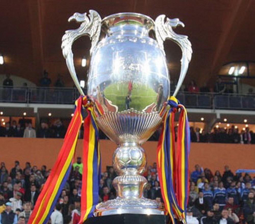 FINALA - CUPA ROMANIEI - CFR CLUJ - UNIREA URZICENI