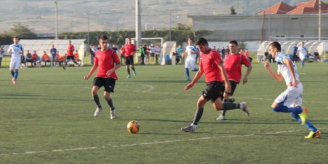 Pandurii II Târgu Jiu a remizat pe teren propriu cu Minerul Motru, scor 1-1