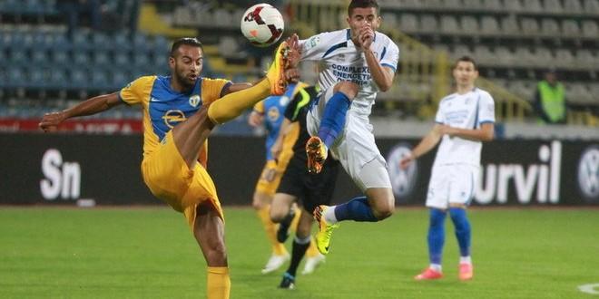 Pandurii Târgu Jiu va juca marţi de la ora 16:00 în Cupa României cu Şoimii Pâncota