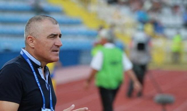 """Petre Grigoraş: """"Mă bucur că echipa a început să joace şi că publicul a fost decent şi nu ne-a mai apostrofat!"""""""