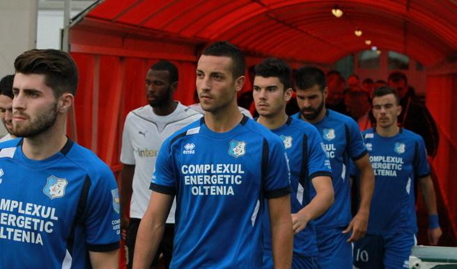 Lotul de 18 jucători deplasat de Pandurii Târgu Jiu la meciul de Cupa României cu Şoimii Pâncota