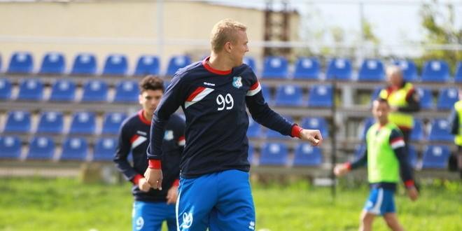 Deivydas Matulevicius a jucat 90 de minute în meciul naţionalei Lituaniei contra Estoniei
