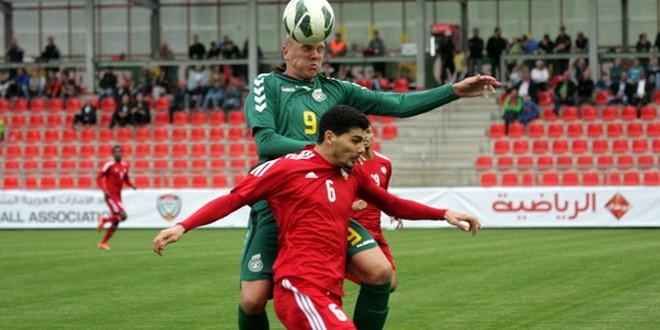 VIDEO  / Atacantul Deivydas Matulevicius a marcat pentru naţionala din Lituania în meciul amical programat ieri la Linz
