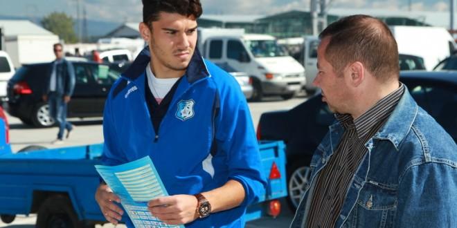 Pandurii a reintrat în atenţia echipei naţionale prin convocarea lui Mihai Roman