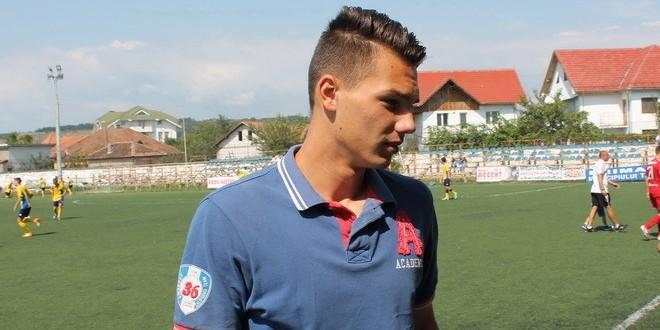 Răzvan Negrilă a fost convocat la lotul naţional under 19 pentru turneul de calificare din Georgia