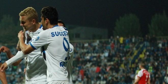 Mihai Roman e golgeterul echipei în acest sezon. Dubla cu Oţelul l-a adus la cota 4 goluri