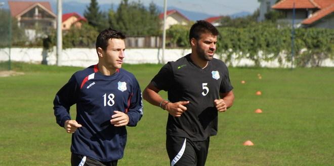 Bogdan Unguruşan a revenit la antrenamente la Târgu Jiu
