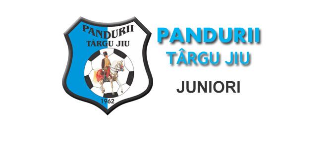 Juniorii republicani A şi B ai clubului Pandurii Târgu Jiu debutează azi în noul sezon 2017 – 2018