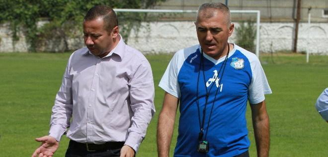 """Mihai Prunariu: """"O să discut cu antrenorul Petre Grigoraș să vedem  dacă mai e nevoie de încă un fundaș central"""""""