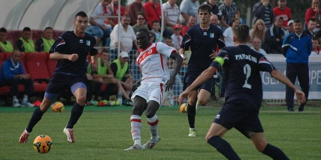 Pandurii II Târgu Jiu a pierdut la Arad, scor 1-2 cu ACS UTA Bătrâna Doamnă