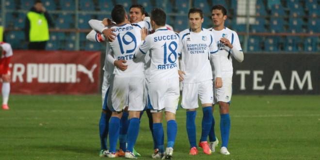 Pandurii Târgu Jiu s-a calificat în sferturile de finală ale Cupei României !