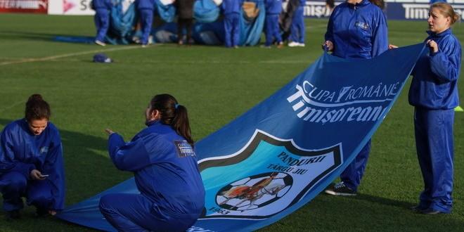Pandurii face parte din Urna A pentru tragerea la sorţi a sferturilor de finală ale  Cupei României