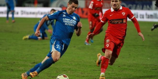 Pandurii Târgu Jiu – Dinamo Bucureşti în semifinalele Cupei Ligii
