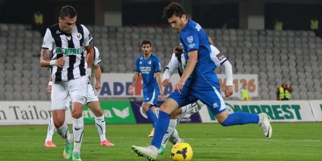 Universitatea Cluj – Pandurii Târgu Jiu, scor 2-0, în etapa a X-a a Ligii I