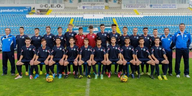 Juniorii republicani dispută azi un meci amical cu juniorii CSU Craiova