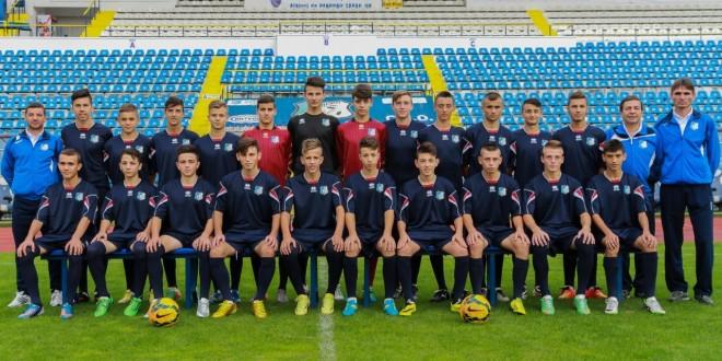Juniorii B ai clubului Pandurii participă sâmbătă şi duminică  la meciurile din etapa I a Cupei Federaţiei