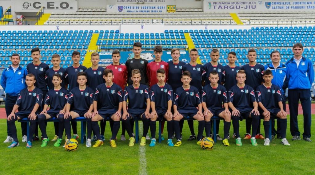 Juniori B, Grupa 1998-1999, antrenori Florin Bejinaru si Adrian Popescu