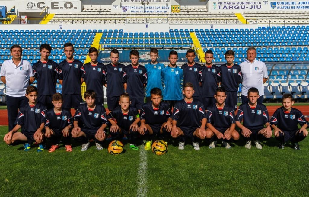 Juniori C, Grupa 2000, antrenor Constantin Frimu
