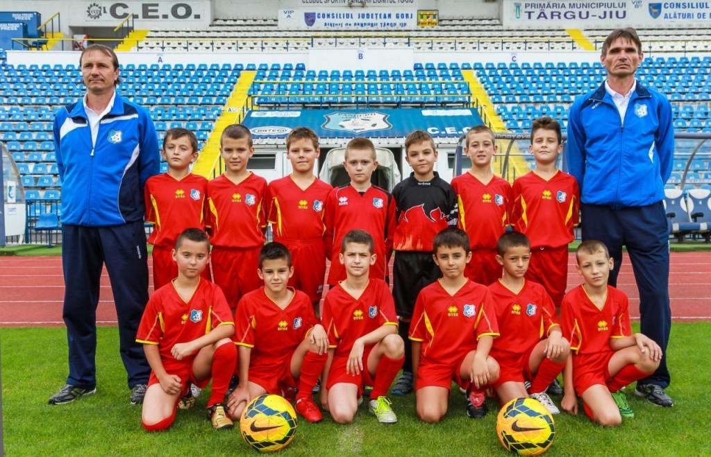 Juniori F, Grupa 2005, antrenor Cristian Popescu