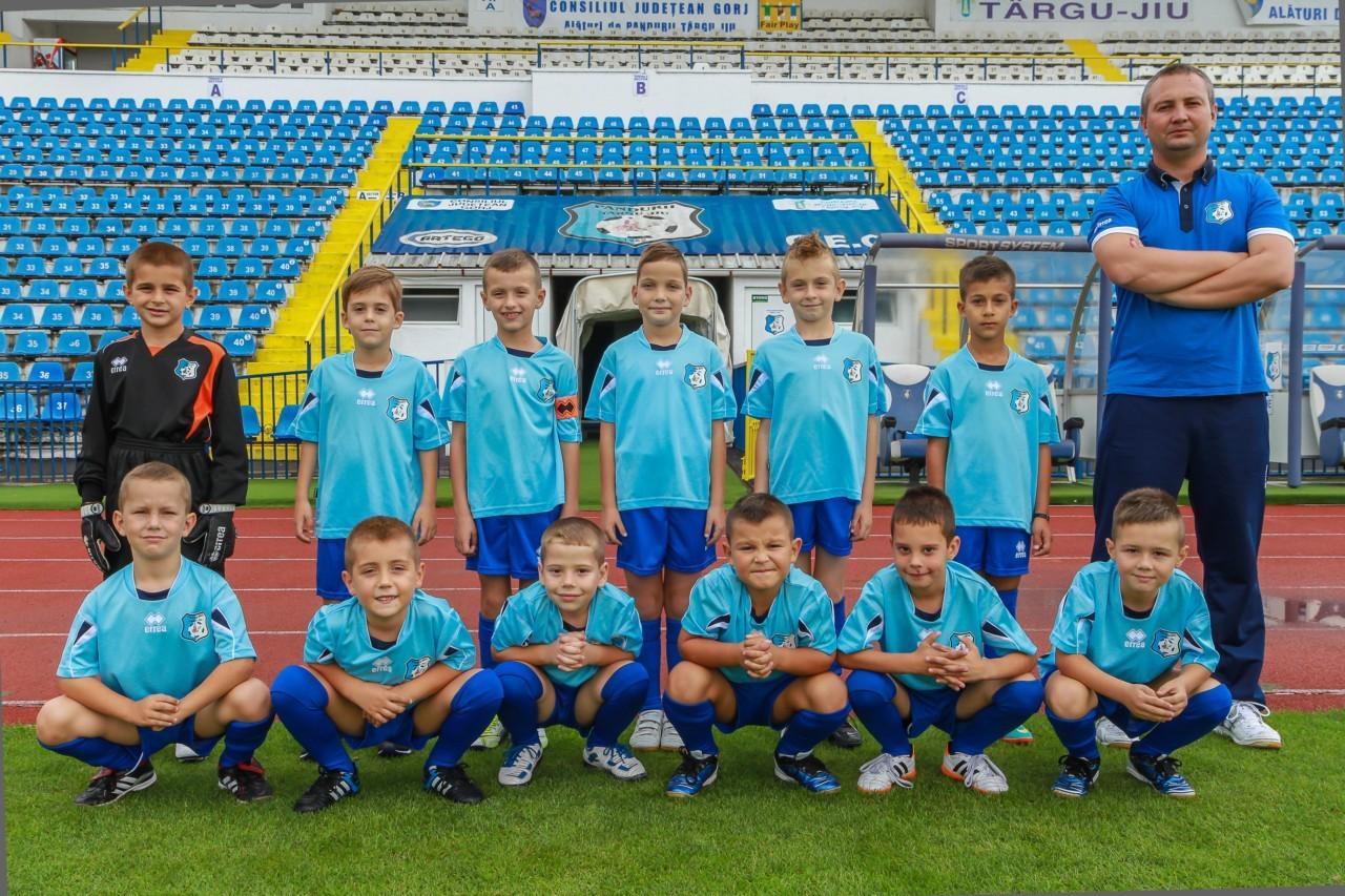 Juniori, Grupa 2007, antrenor Alin Poenaru