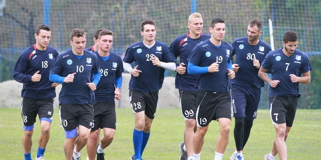 Jucătorii echipei Pandurii Târgu Jiu vor reveni miercuri la antrenamente