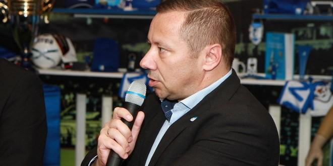 """Mihai Prunariu: """"Suntem pe primul loc în Liga I la site-uri oficiale şi avem în sfârşit şi un magazin oficial"""""""