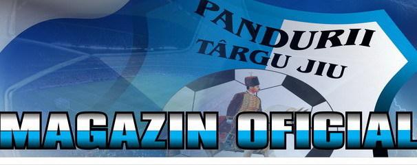 Pandurii Târgu Jiu va inaugura mâine primul magazin oficial al clubului
