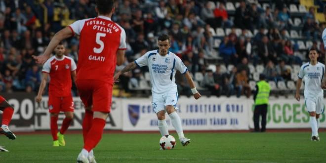 Pandurii vor  să învingă din nou Oţelul Galaţi şi să se califice în sferturile de finală ale Cupei României
