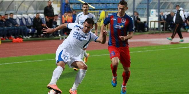 ETAPA A IX-A / Pandurii Târgu Jiu – ASA Târgu Mureş, scor 1-1, în etapa a 11-a  a Ligii I