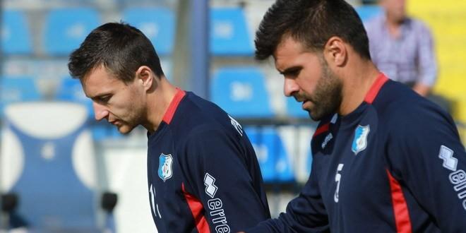 Paraskevas este incert pentru turul de campionat iar Răduţ ar putea reveni la antrenamente în cursul acestei săptămânii